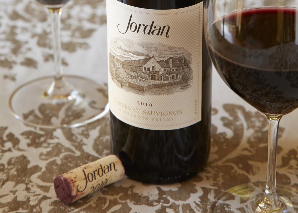 2010 Jordan Winery Alexander Valley Cabernet Sauvignon
