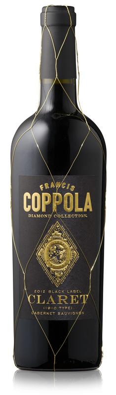 2012 Diamond Claret. Coppola