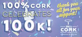 100% Cork Celebrates 100K!