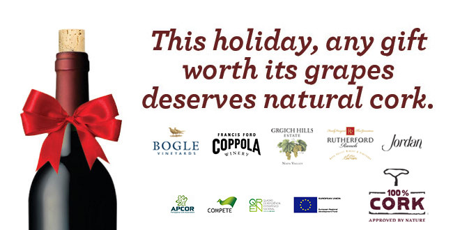 Wineries Increase Sales When Promoting Their Use of Cork: Holiday Campaign Results Consistent with Consumer Preference for Cork