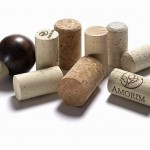 Various cork wine stoppers
