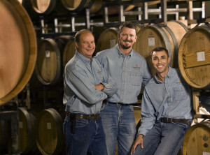 100 Percent Cork Featured Winery Rutherford Wine Company Team